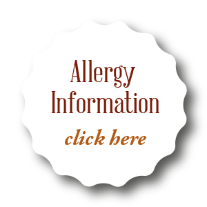 Link to allergy information page for Coffee & Co produce.